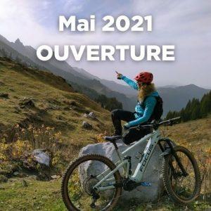 ouverture ecole VTTAE Arav'e-bike en 2021 - Grand Bornand